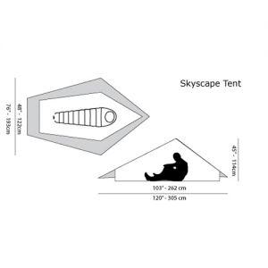 Plan skyscape trekker