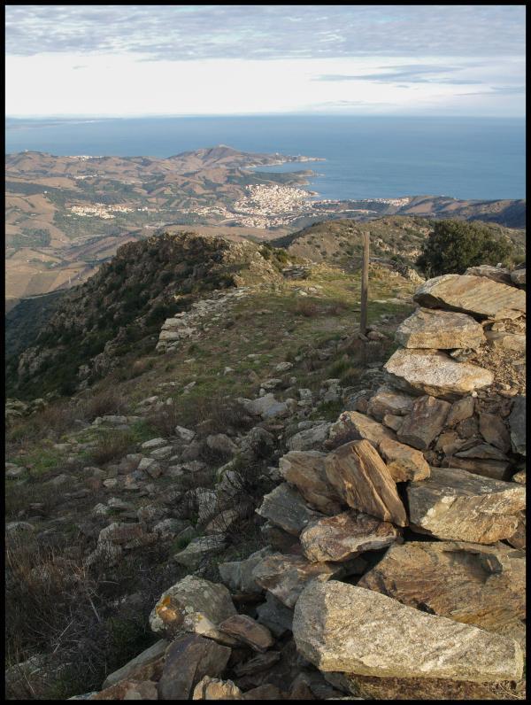 Banyuls depuis la Torre de Kerroig