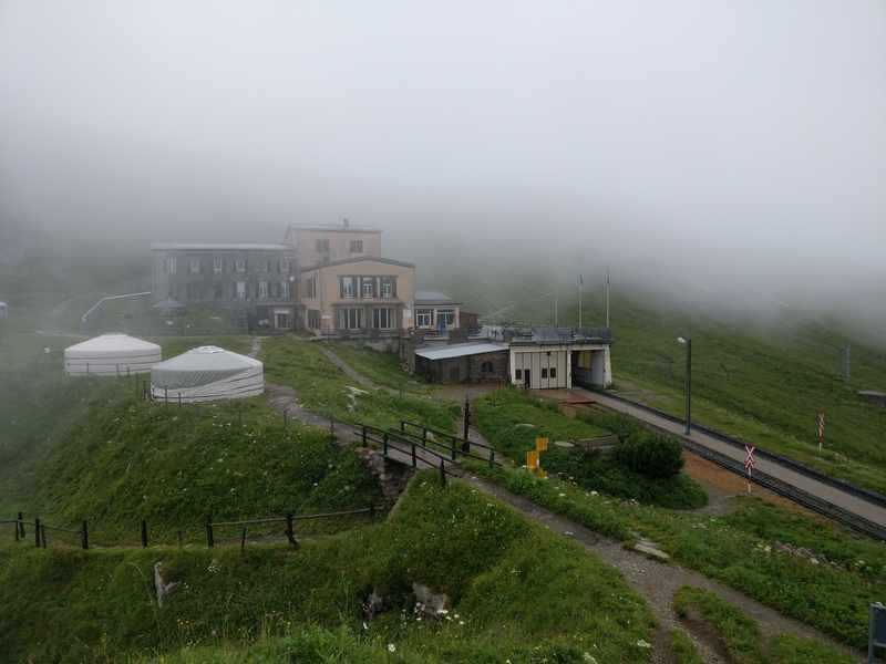 L'hotel du Rocher du Naye