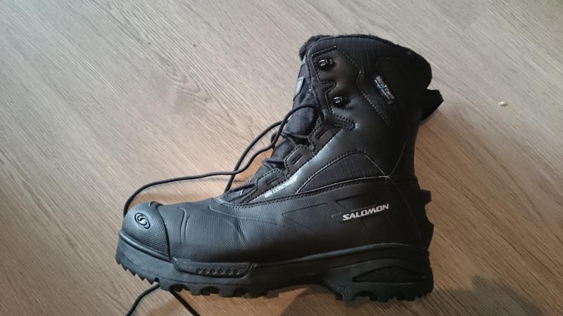 chaussure salomon toundra