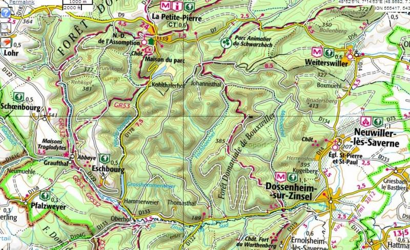 cartographie  comment utiliser geoportail    questions