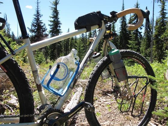 Wellgo R120B Vélo Cycle simple face SPD Pédales En Argent