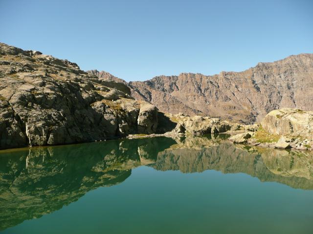 La beauté des lacs de montagne…