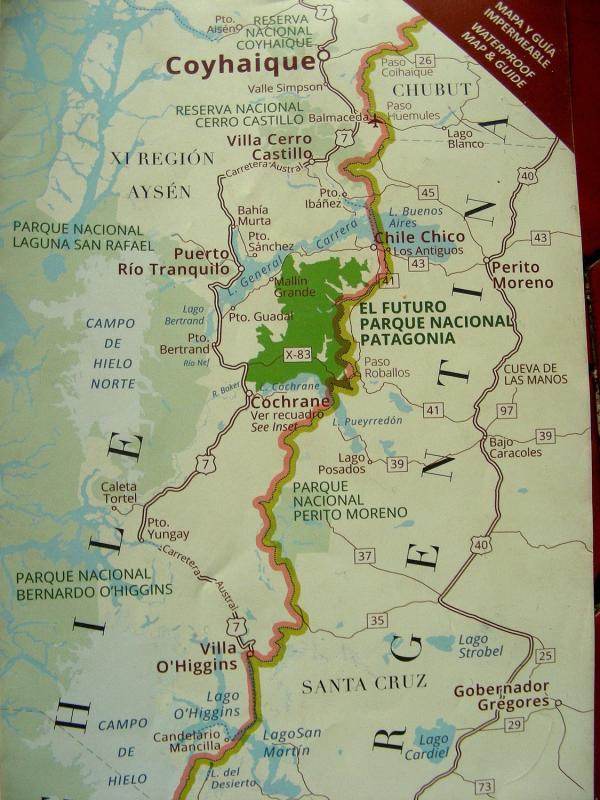 r cit liste patagonie parc patagonia reserve jeinemeni retours du terrain le forum de. Black Bedroom Furniture Sets. Home Design Ideas