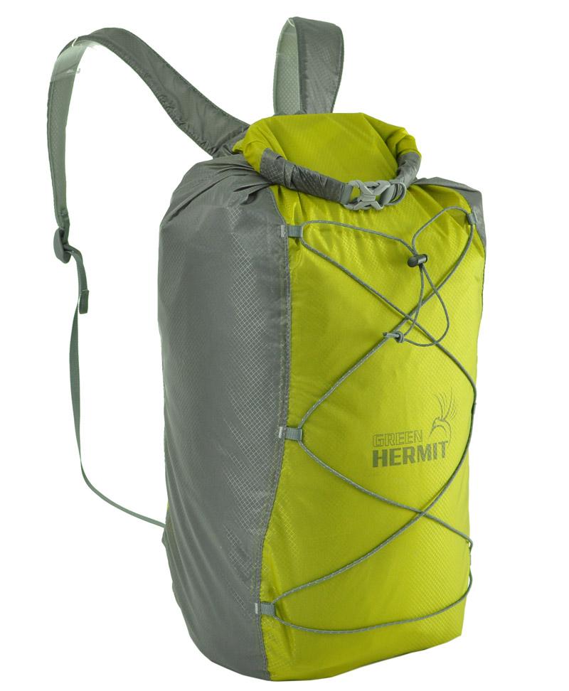 a598b85c42 Sac à dos] Green-Hermit Ultra light dry pack ( 28L, 89gr ...