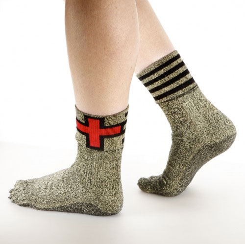 codes promo meilleur endroit pour prix de détail Chaussures] Chaussettes barefoot Kevlar : plus besoin de ...